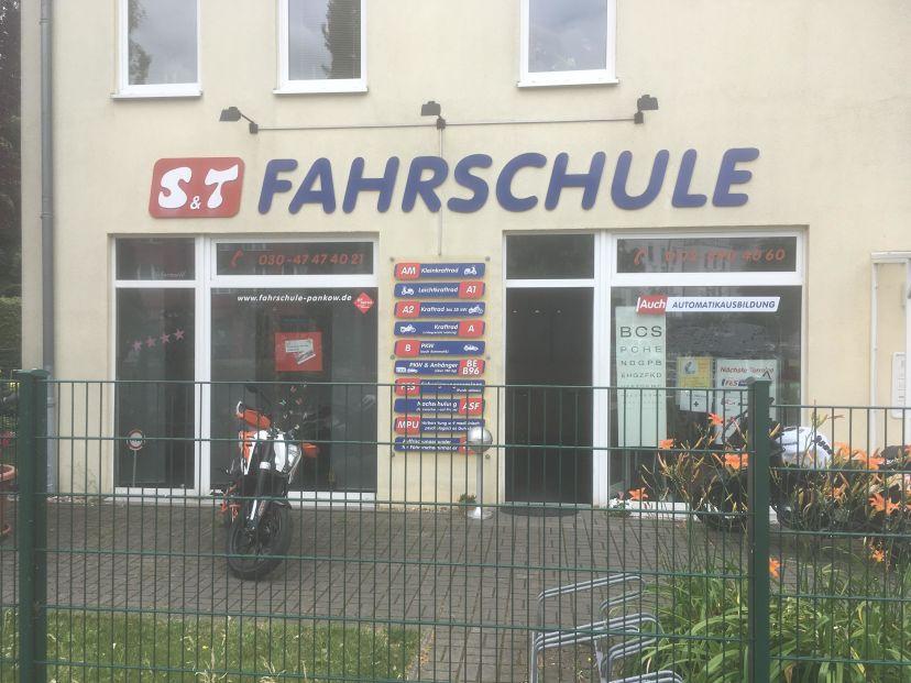 Fahrschule S&T GmbH - Rosenthaler Weg Berlin Pankow 1