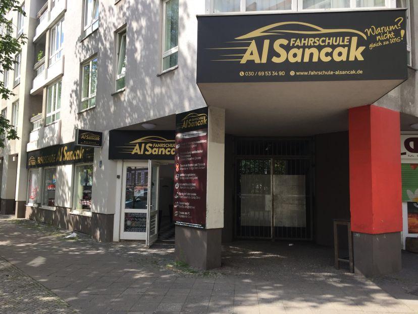 Fahrschule Al Sancak Kreuzberg 1