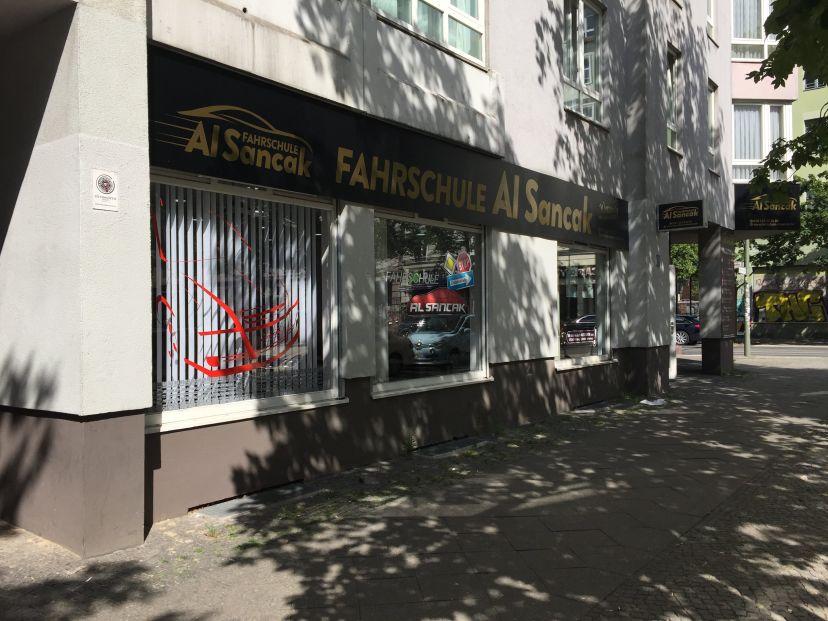 Fahrschule Al Sancak Kreuzberg 2
