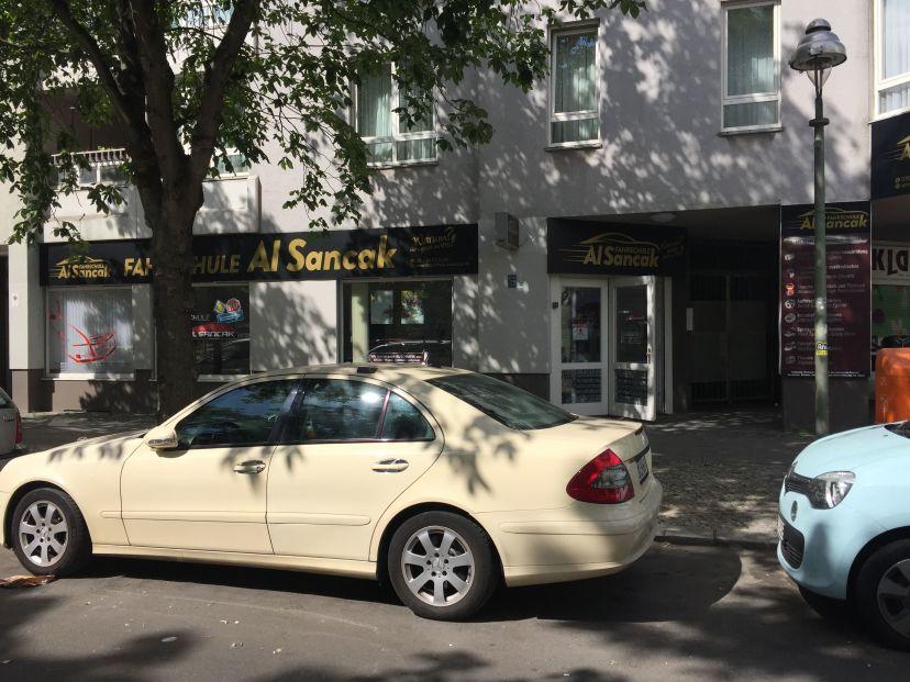Fahrschule Al Sancak Kreuzberg 3