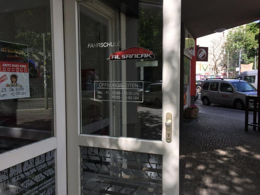 Fahrschule Al Sancak Kreuzberg 4