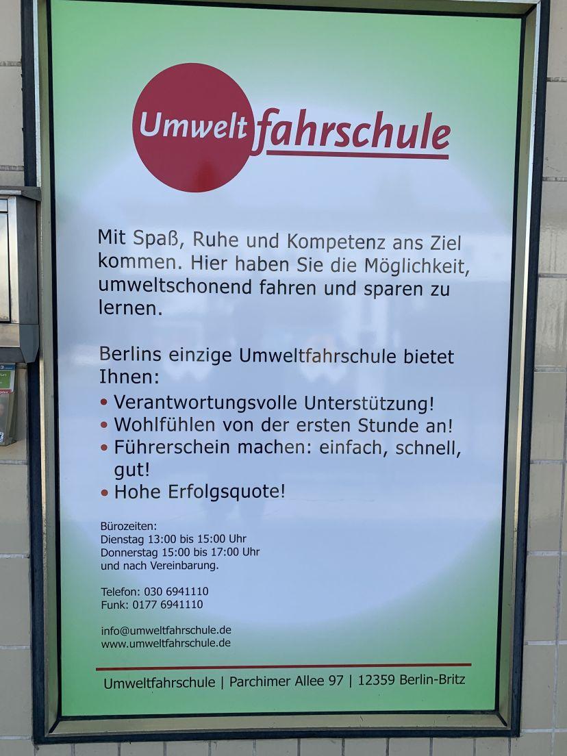 School Die Umweltfahrschule Berlin Neukölln 4