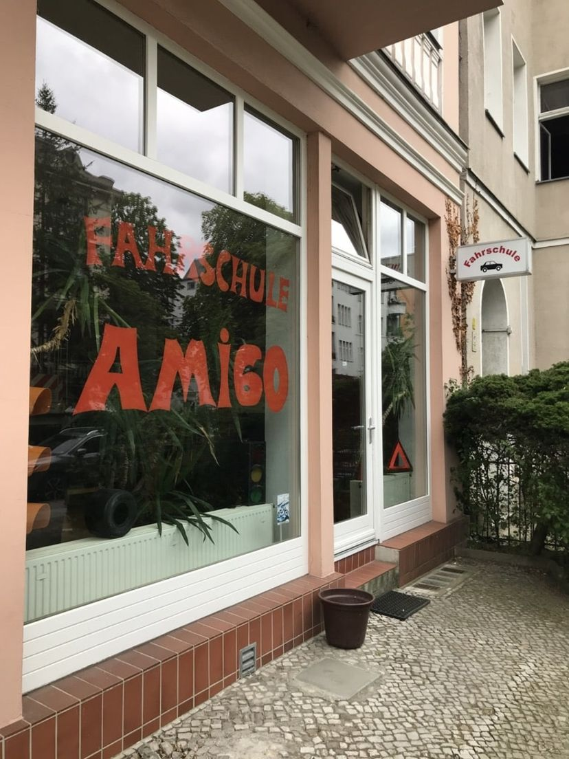 Fahrschule Amigo Friedenau 2