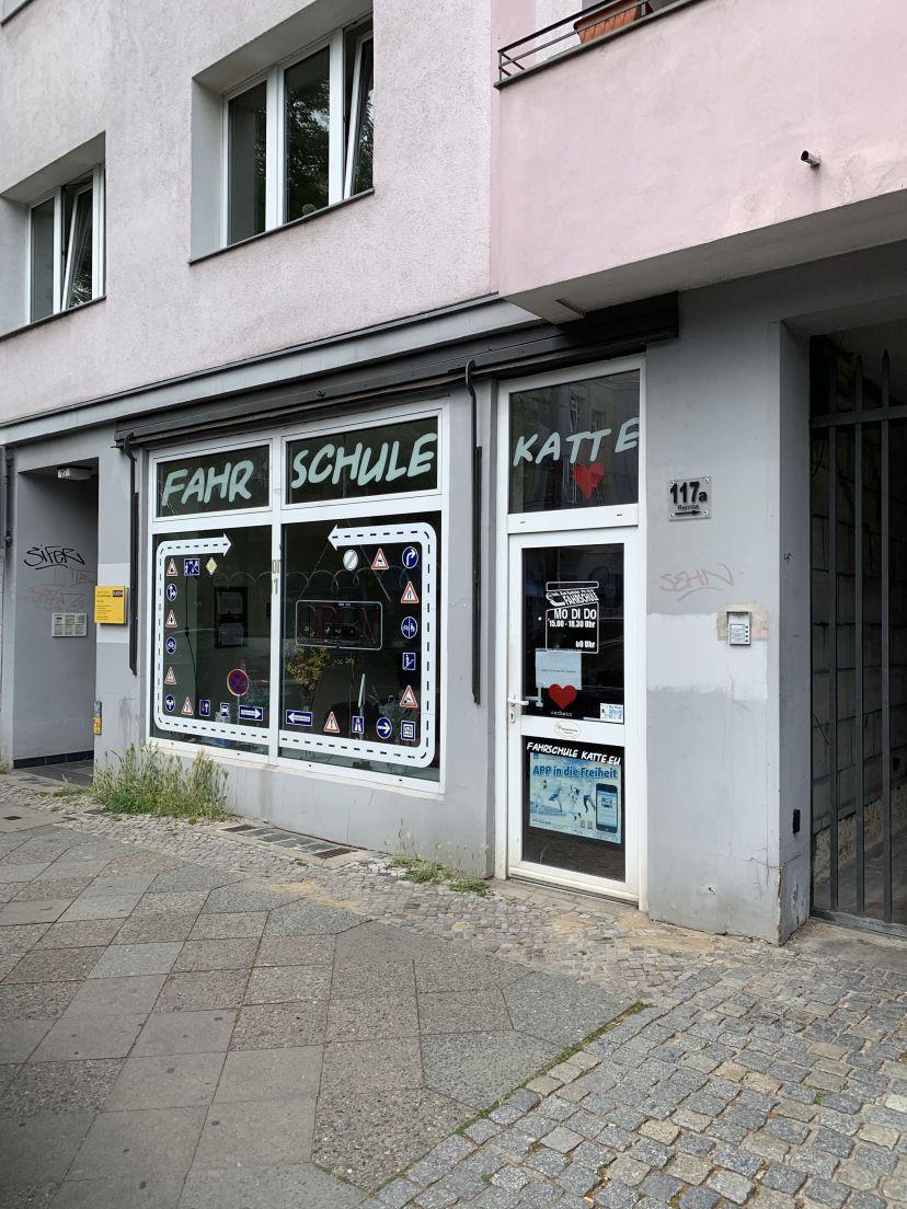 School Fahrschule Katte - Steglitz 2
