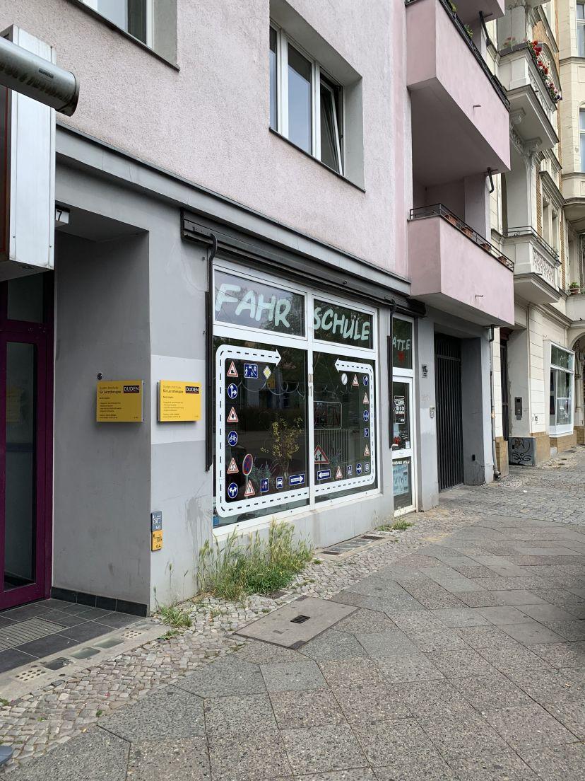 School Fahrschule Katte - Steglitz 3