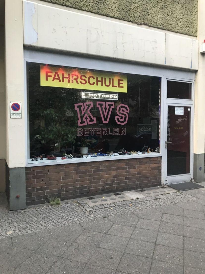 Fahrschule KVS Beyerlein Schmargendorf 2