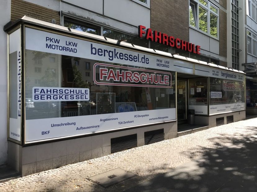 Fahrschule Bergkessel - Charlottenburg 3