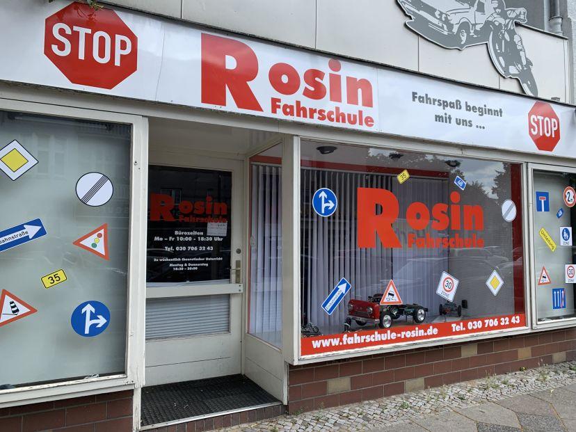 Fahrschule Rosin Berlin Schöneberg 1