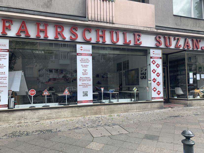 Fahrschule Suzan - Hauptstraße Berlin Schöneberg 1