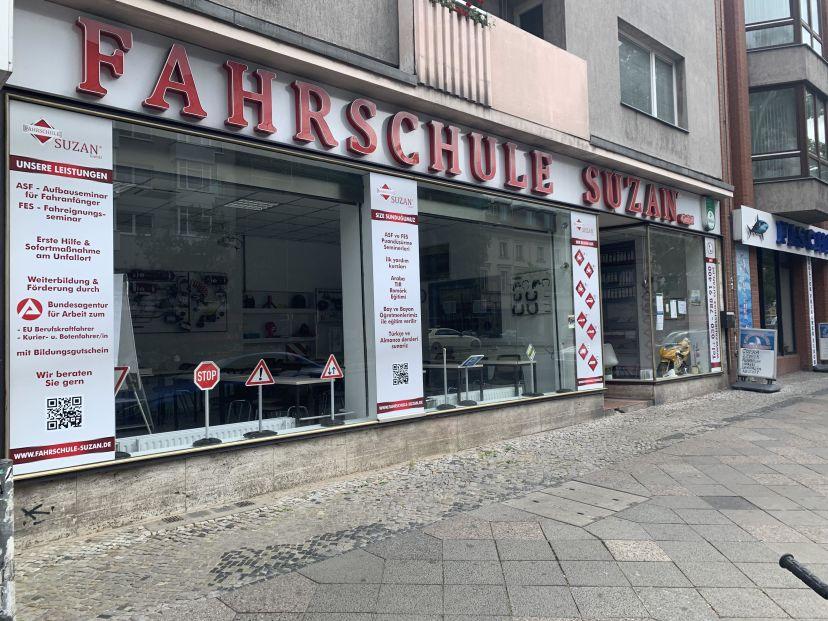 Fahrschule Suzan - Hauptstraße Berlin Schöneberg 2