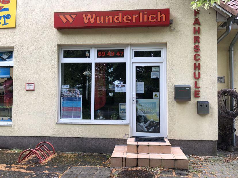 Fahrschule Wunderlich GmbH Verkehrsausbildungsstätte Toitenwinkel 1