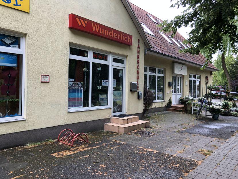 Fahrschule Wunderlich GmbH Verkehrsausbildungsstätte Toitenwinkel 2