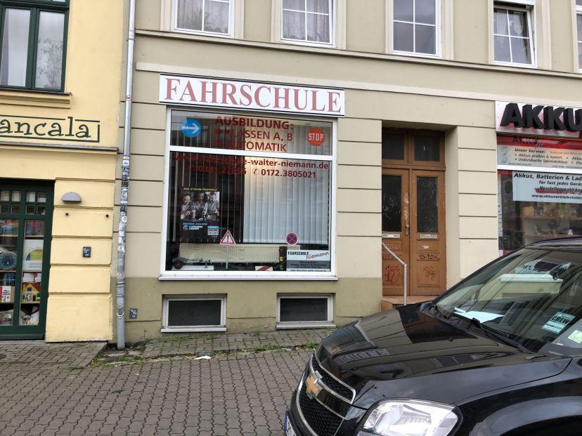 Fahrschule Walter Niemann Inh. Heiko Rostock Kröpeliner Tor-Vorstadt 1