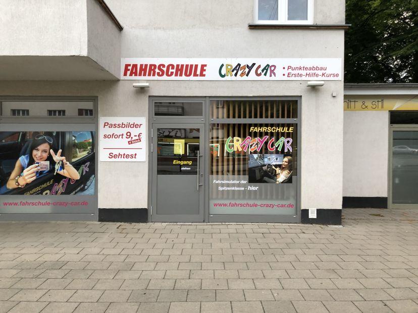 Fahrschule CRAZY CAR Inh. Pedro Krüger Rostock Kröpeliner Tor-Vorstadt 1