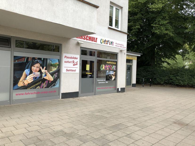 Fahrschule CRAZY CAR Inh. Pedro Krüger Rostock Kröpeliner Tor-Vorstadt 2