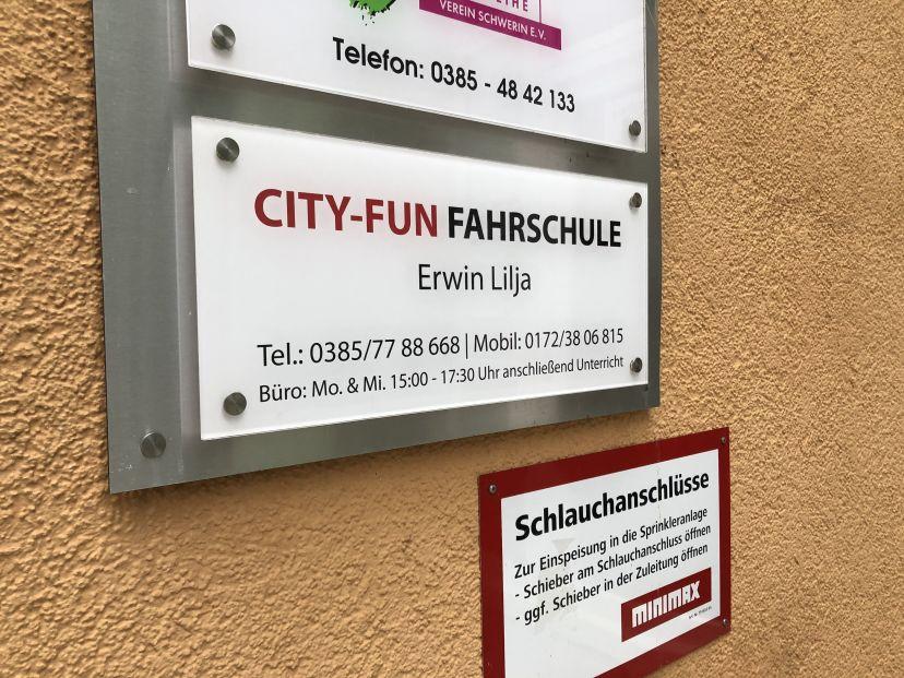 Fahrschule City-Fun-Fahrschule Erwin Lilja Leezen 5