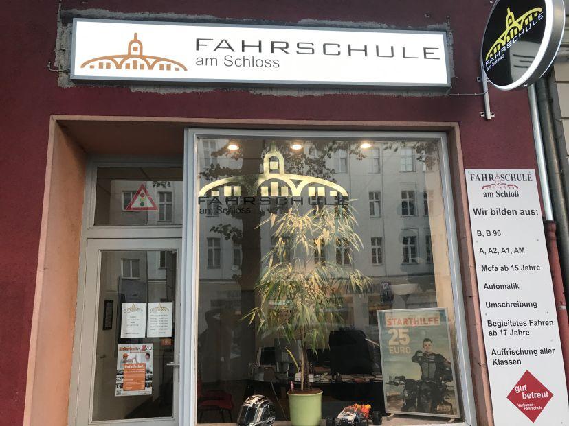 Fahrschule am Schloss - Charlottenburg Berlin 2