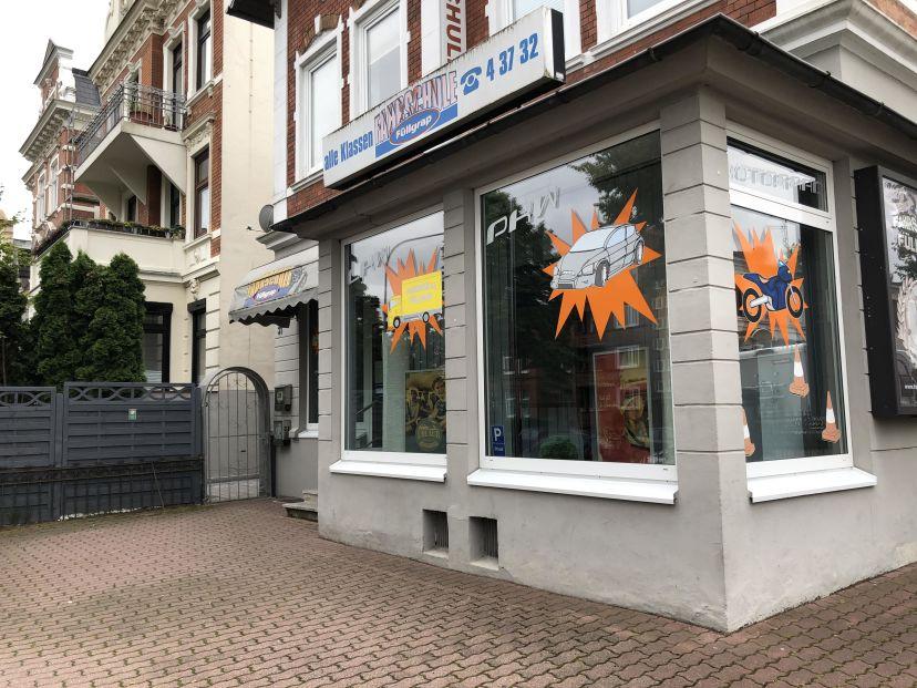 Fahrschule Füllgrap Reiner Lübeck St. Lorenz Nord 3