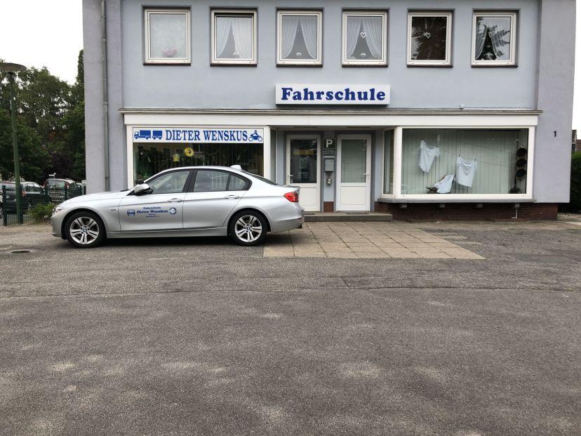 Fahrschule Wenskus Dieter Lübeck St. Gertrud 1