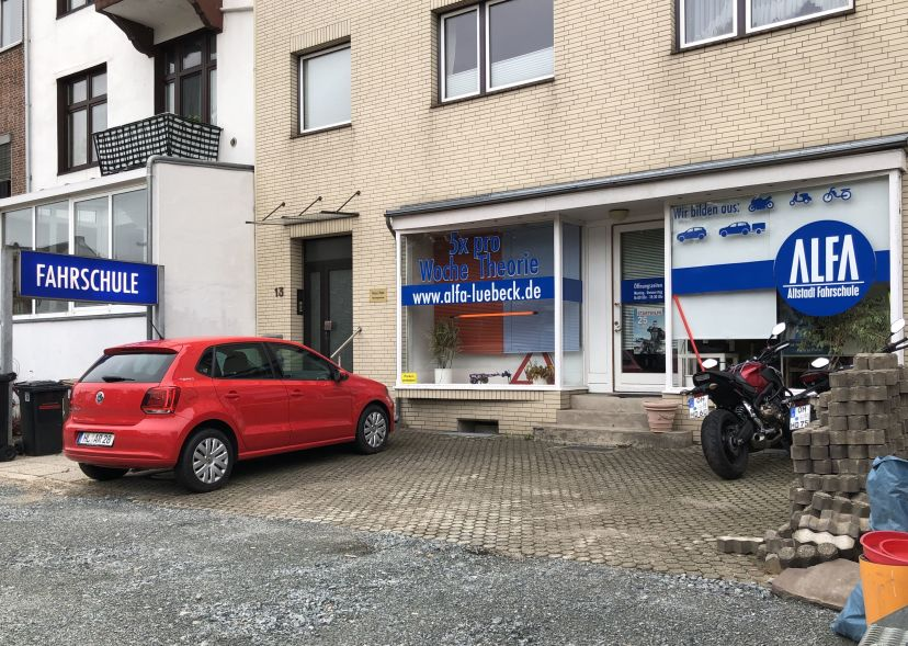 Fahrschule Altstadt St. Lorenz Süd 3