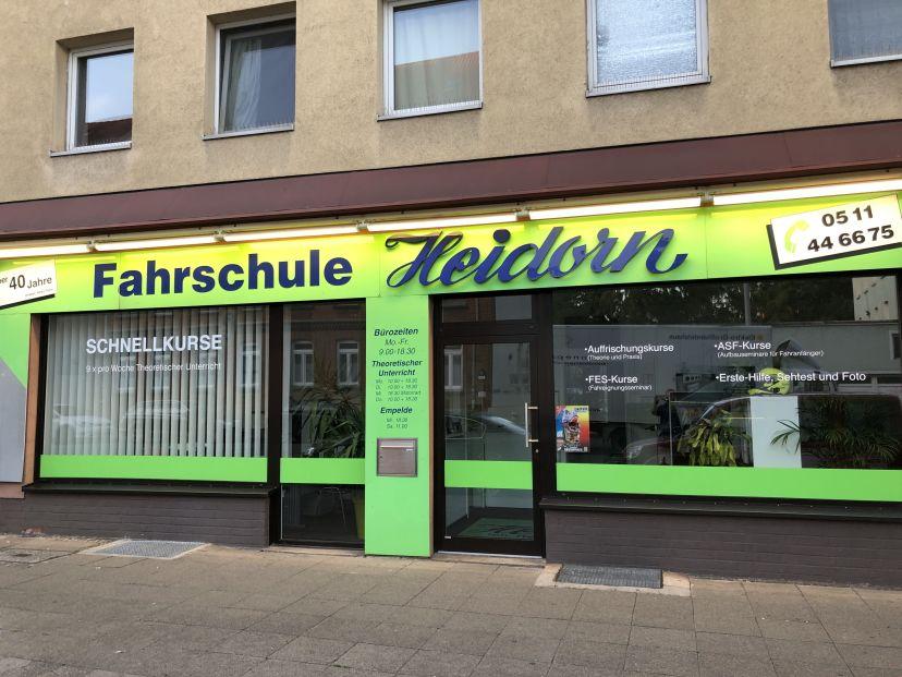 Fahrschule Heidorn Inh. Heiko Ditzel Linden-Mitte 1