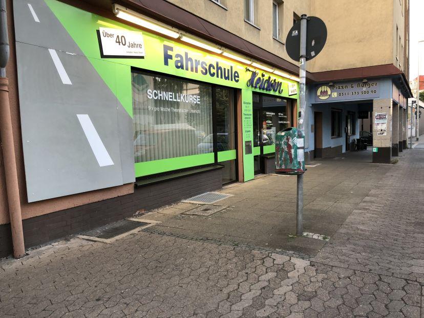 School Fahrschule Heidorn Inh. Heiko Ditzel Linden-Mitte 2