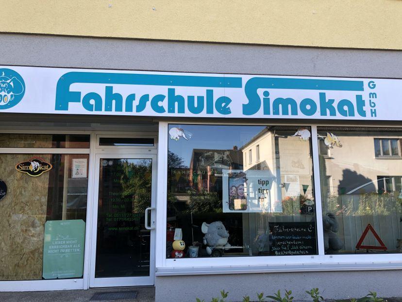 Fahrschule Simokat GmbH Anderten 1