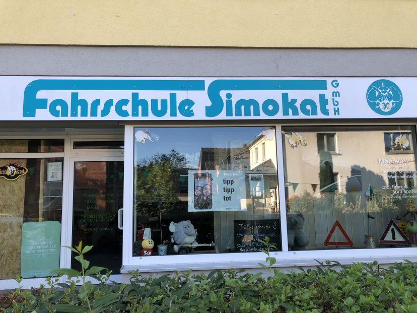 Fahrschule Simokat GmbH Anderten 2