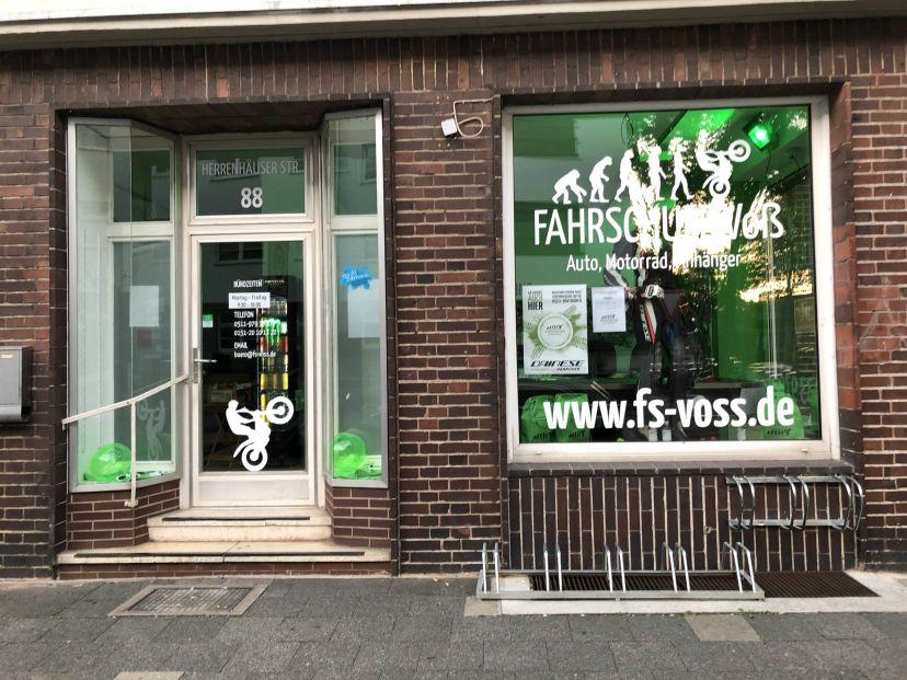 Fahrschule Voß GmbH & Co. KG Leinhausen 1