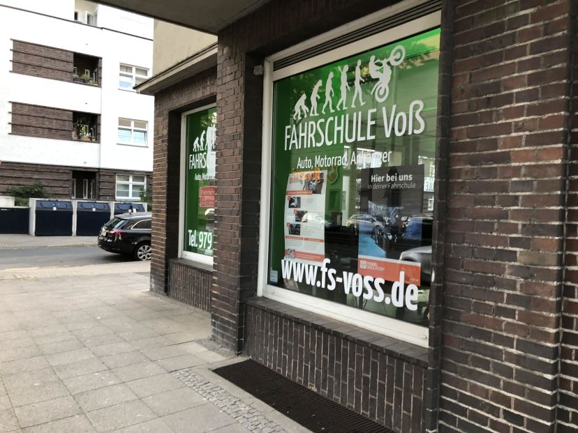 Fahrschule Voß GmbH & Co. KG Hannover Herrenhausen 3