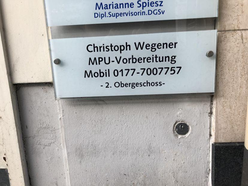 Fahrschule Christoph Wegener MPU-Vorbereitung Mitte 3