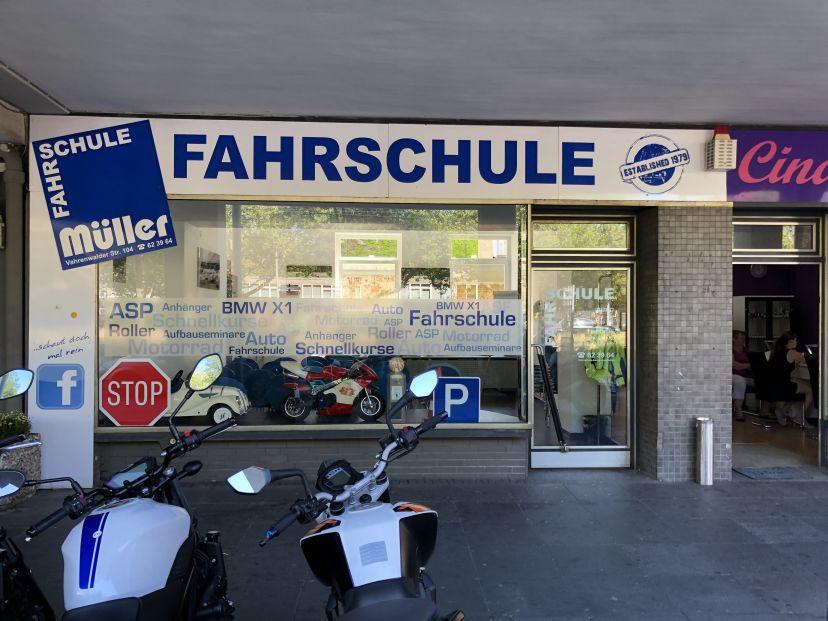 Fahrschule Bernd Müller Vahrenwald 1