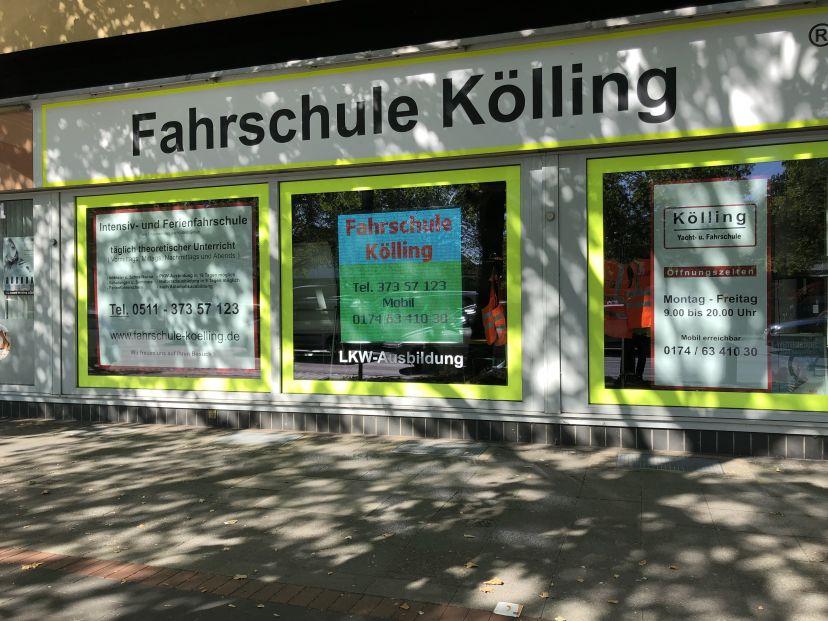 Fahrschule Kölling GmbH Hannover Vahrenwald 1