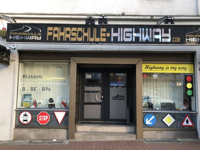 Fahrschule Highway Linden-Mitte 2