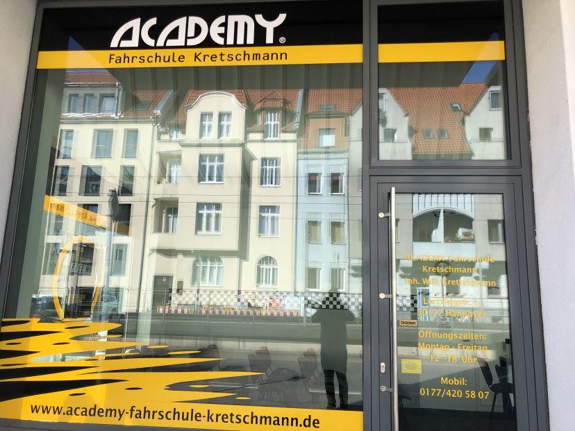 Fahrschule Academy Kretschmann Groß Buchholz 1