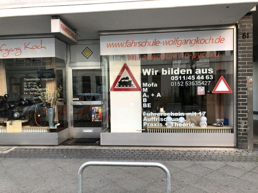 Fahrschule Wolfgang Koch Hannover Linden-Süd 1