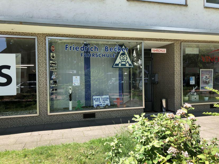Fahrschule Becker Friedrich Bremen Gartenstadt Vahr 1