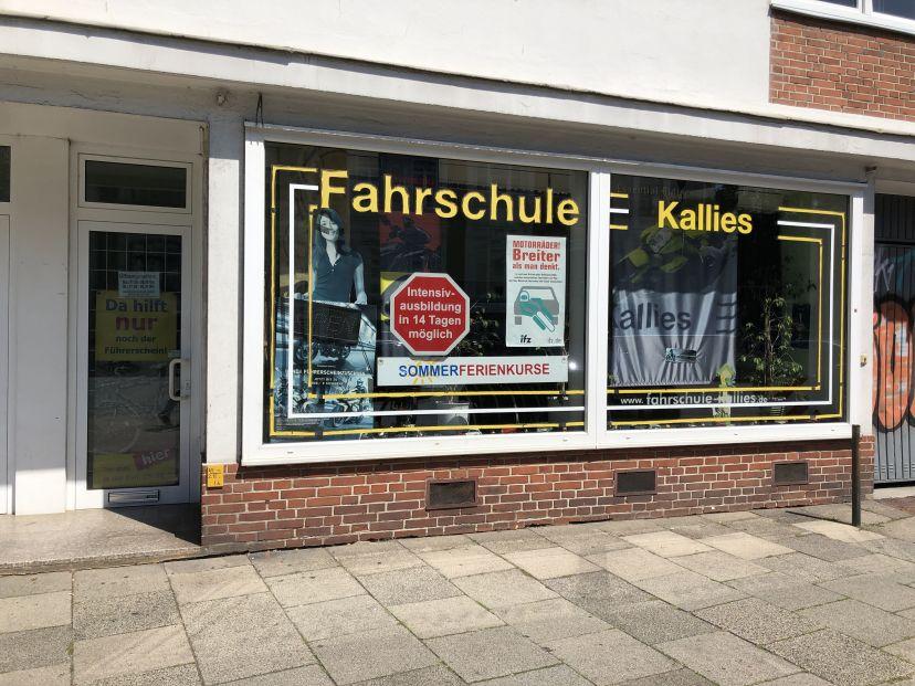 Fahrschule Kallies Inh. Detlef Kallies, Bismarckstr Schwachhausen 1