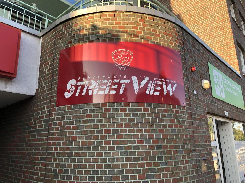 Fahrschule Streetview - Oslebshausen Neustädter Hafen 4