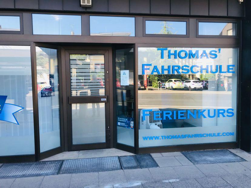 Fahrschule Thomas`Fahrschule Lützenkirchen 2
