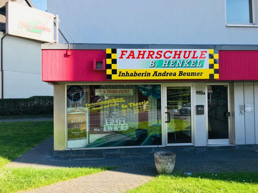 Fahrschule Henkel Leverkusen Quettingen 1