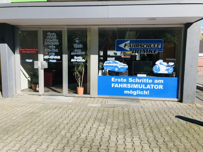 Fahrschule Domke GmbH Leverkusen Steinbüchel 2