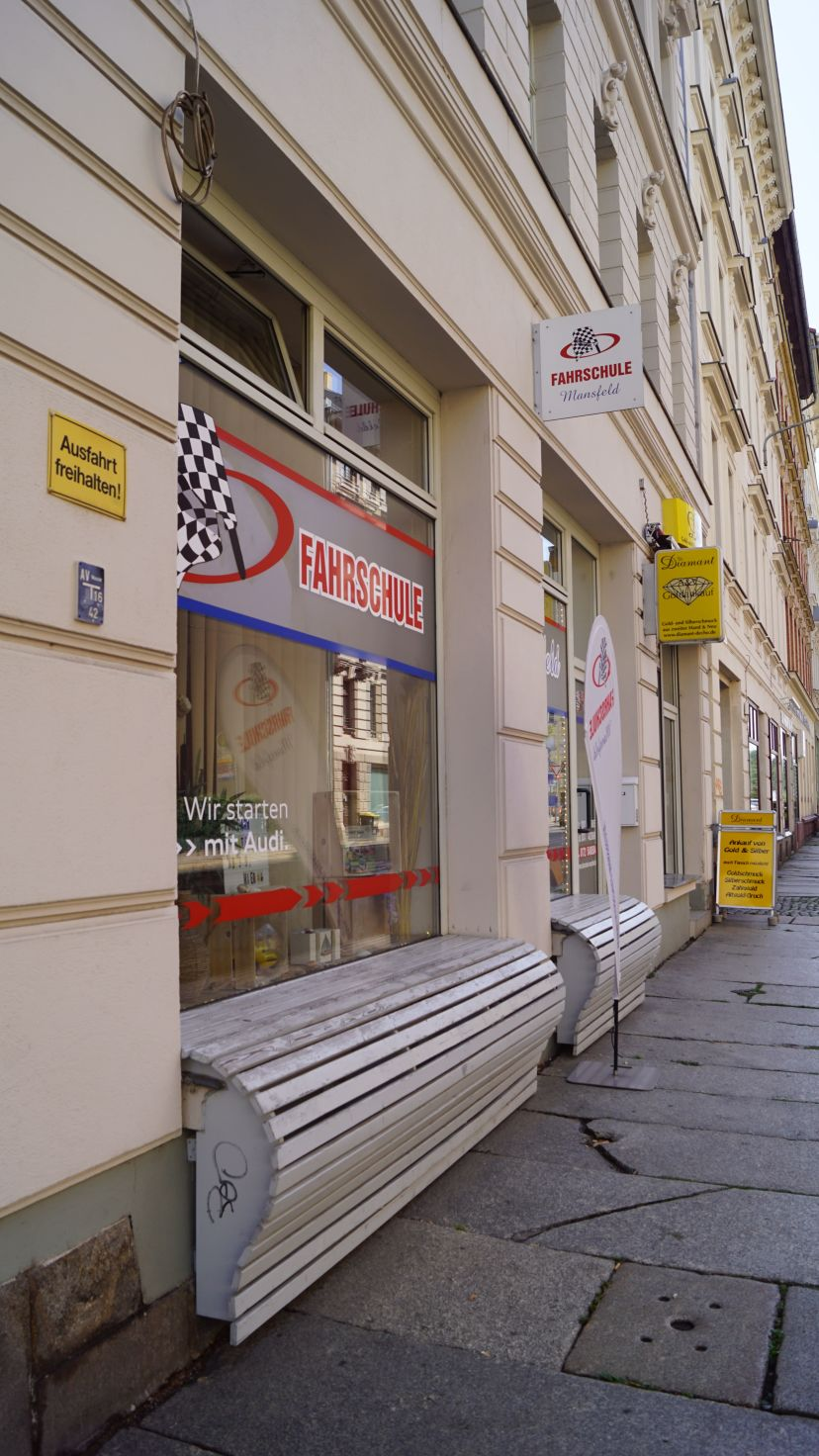 Fahrschule Mansfeld - Arthur-Hoffmann-Str.89 Südvorstadt 4