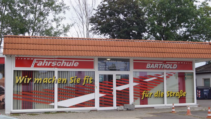 Fahrschule Barthold Leipzig Hartmannsdorf-Knautnaundorf 3