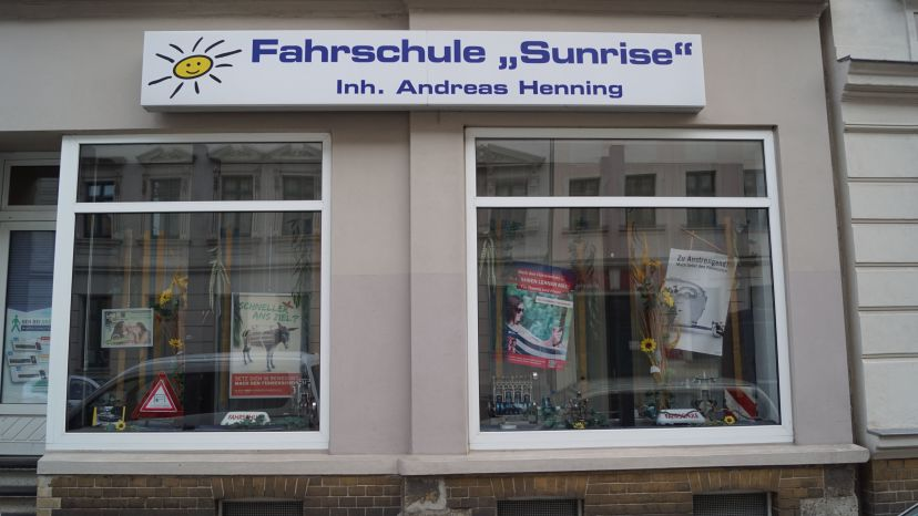 Fahrschule Sunrise Inh. Andreas Henning Leipzig Volkmarsdorf 1