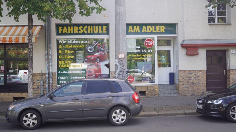 Fahrschule Am Adler A&K GmbH Leipzig Plagwitz 1