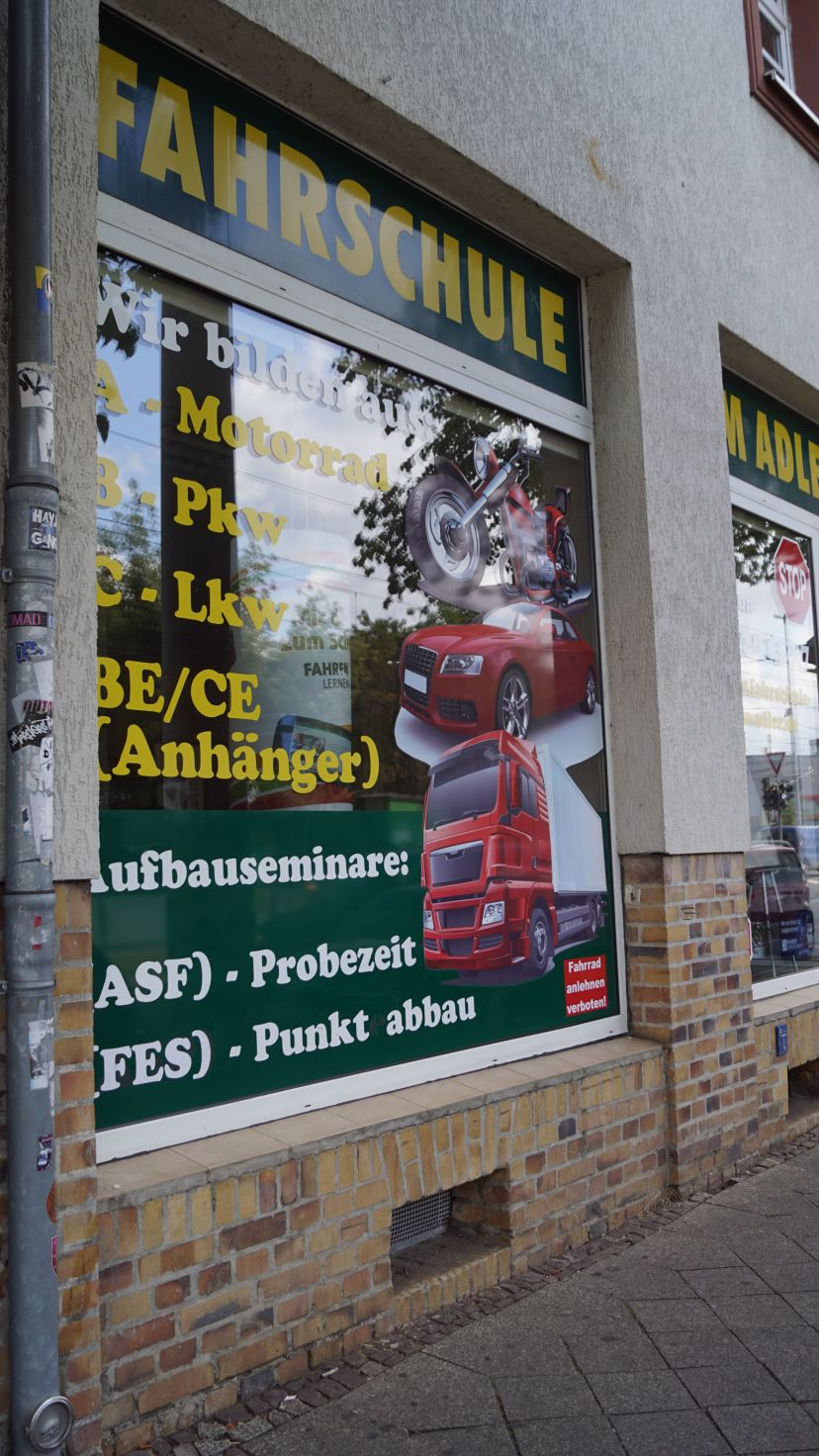 Fahrschule Am Adler A&K GmbH Schleußig 2