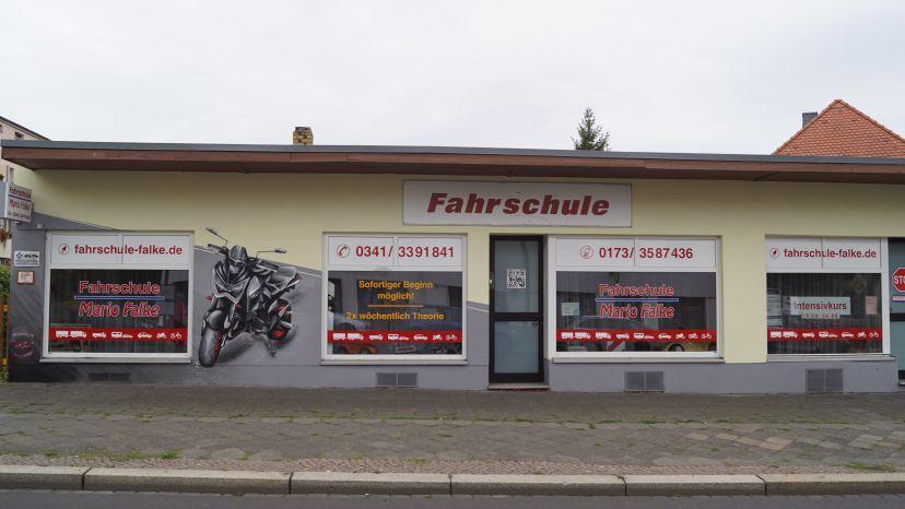 Fahrschule Falke M. Leipzig Lößnig 1
