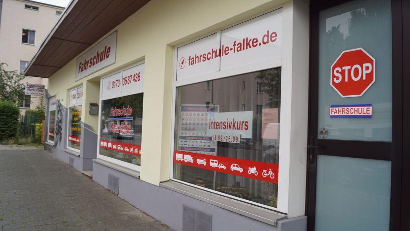 Fahrschule Falke M. Leipzig Lößnig 2