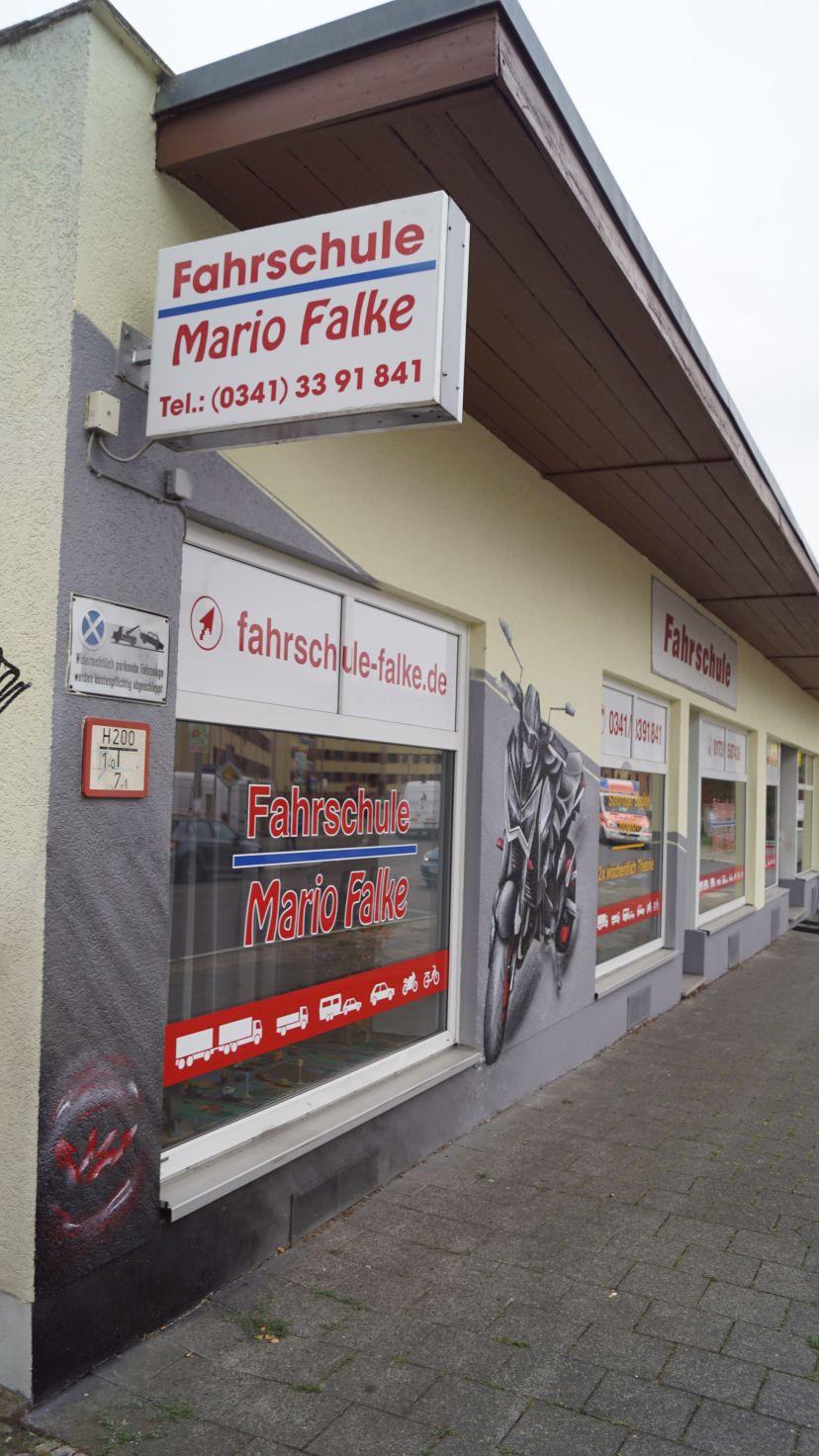 Fahrschule Falke M. Leipzig Lößnig 3
